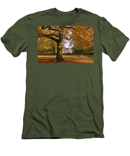 Richmond Autumn Men's T-Shirt (Slim Fit) by Maj Seda