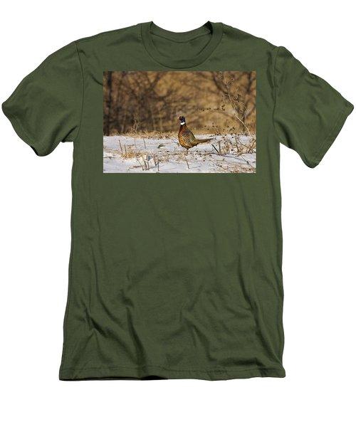 Ringer Men's T-Shirt (Athletic Fit)