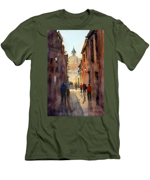 Rome Men's T-Shirt (Athletic Fit)