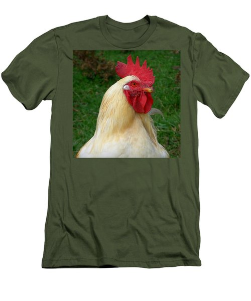 Rooster Cogburn Men's T-Shirt (Athletic Fit)