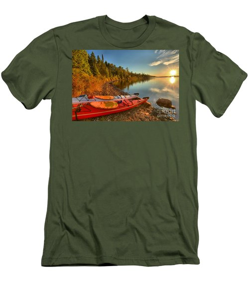 Royale Sunrise Men's T-Shirt (Athletic Fit)