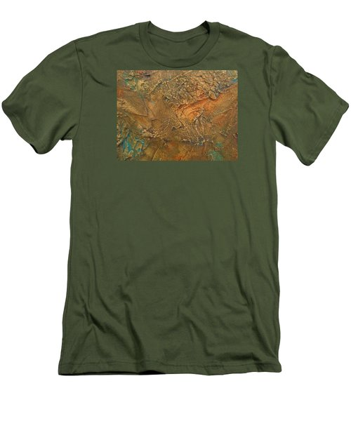 Rusty Day Men's T-Shirt (Slim Fit) by Alan Casadei