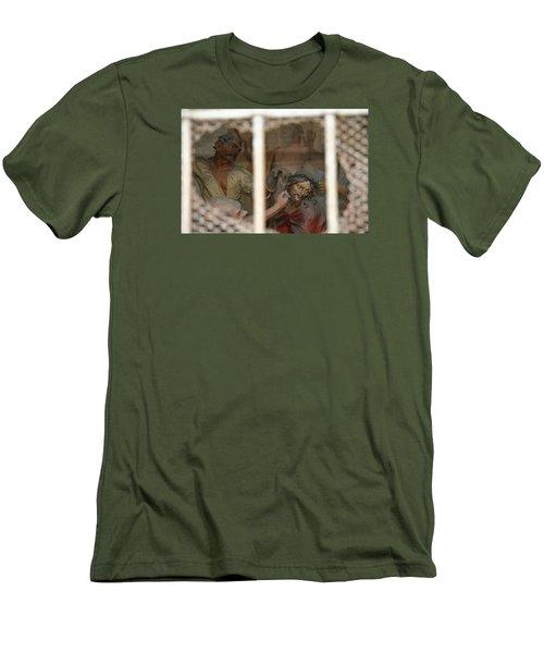 Sacri Monti  Men's T-Shirt (Athletic Fit)