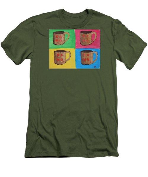 Samo Mug Men's T-Shirt (Athletic Fit)