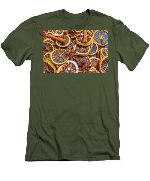 Scent Men's T-Shirt (Slim Fit) by Tgchan