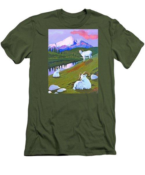 Sentinel Denali Men's T-Shirt (Athletic Fit)
