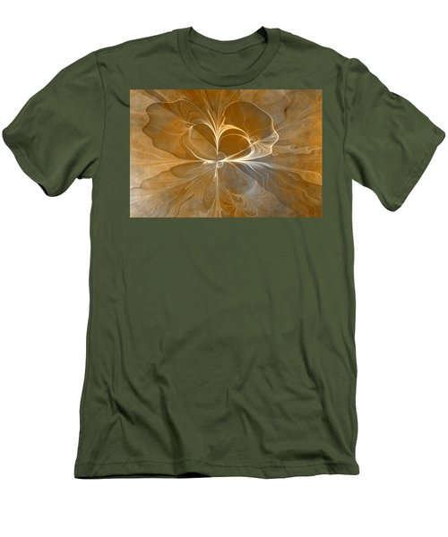 Series Patina Style 3 Men's T-Shirt (Slim Fit) by Gabiw Art
