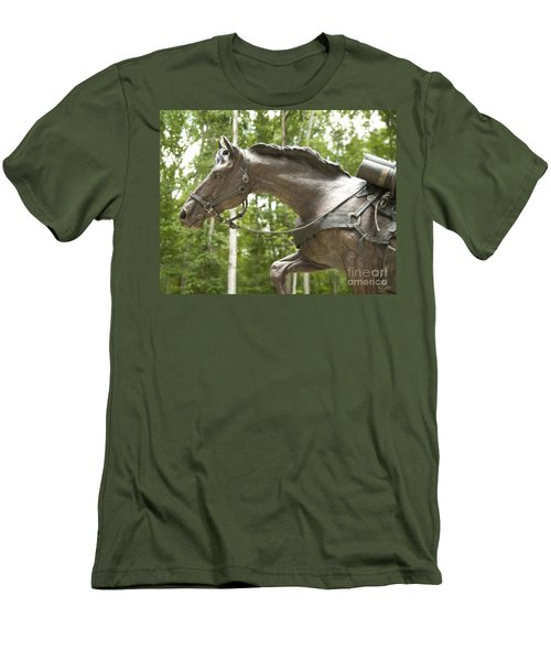 Sgt Reckless Men's T-Shirt (Athletic Fit)