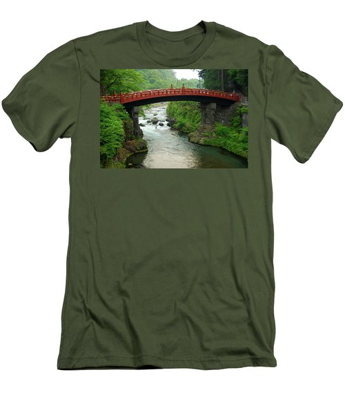 Shinkyo In Nikko Men's T-Shirt (Athletic Fit)