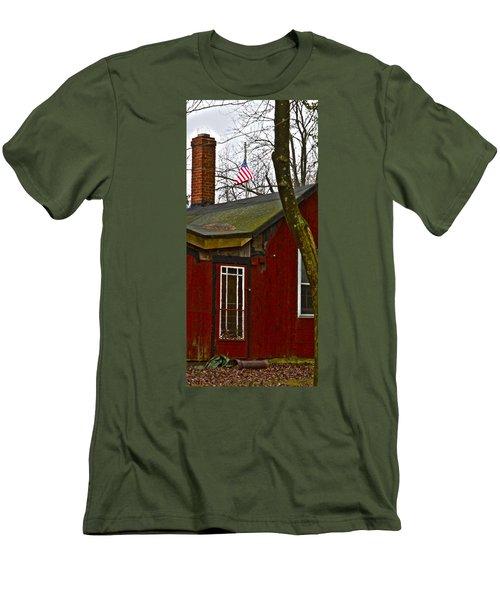 Silent December Memorial Men's T-Shirt (Athletic Fit)