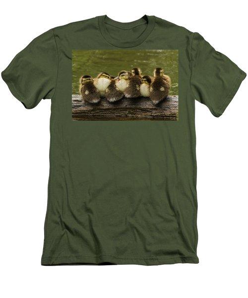 Sleepy Babies Men's T-Shirt (Athletic Fit)