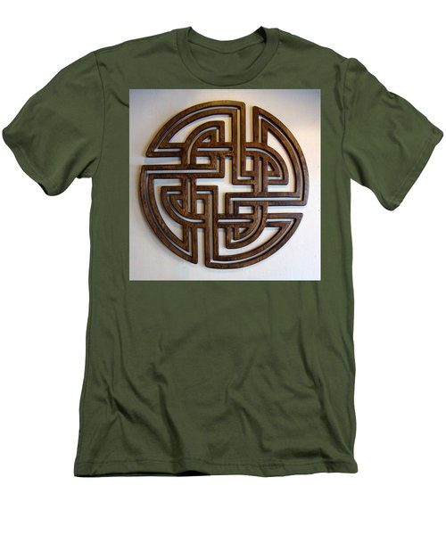 Sol Three Men's T-Shirt (Athletic Fit)