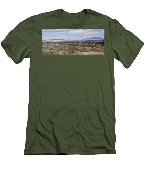 Sonoita Arizona Men's T-Shirt (Athletic Fit)