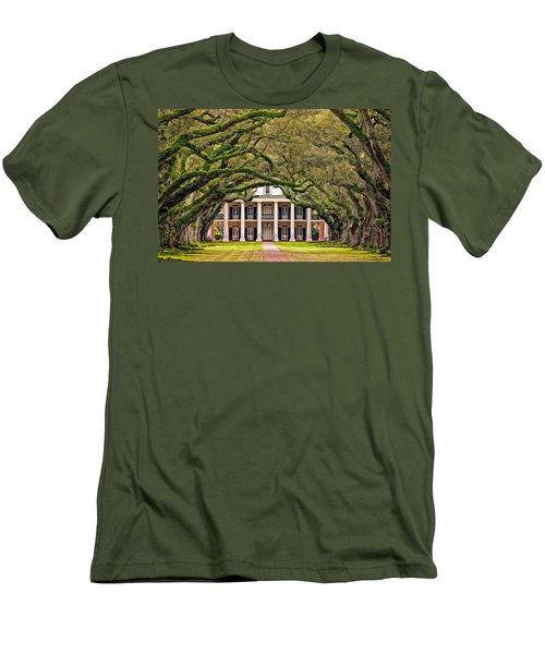 Southern Class Men's T-Shirt (Athletic Fit)