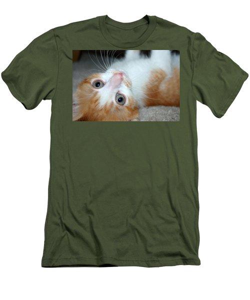 Spankie Men's T-Shirt (Athletic Fit)