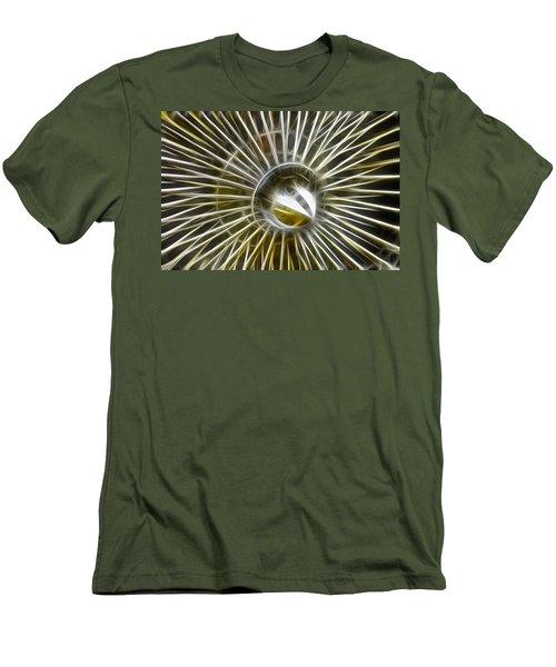 Spectacular Spokes Men's T-Shirt (Slim Fit)