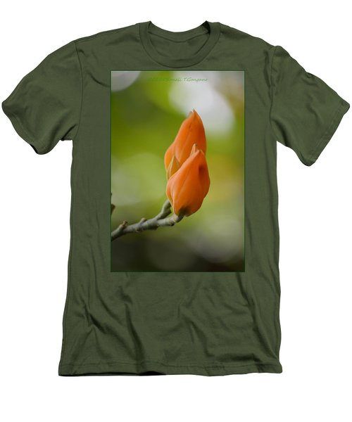 Spirit Of Spring Men's T-Shirt (Athletic Fit)