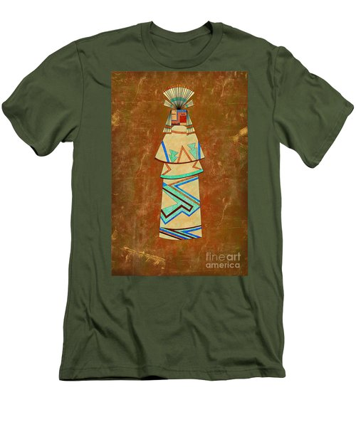 Spirit Of The Sand Men's T-Shirt (Athletic Fit)