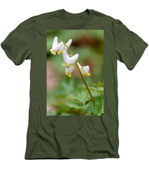 Spring Flower Men's T-Shirt (Slim Fit) by Tiffany Erdman