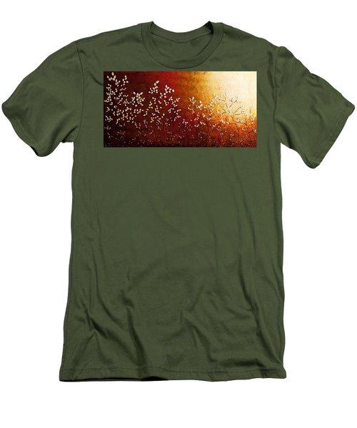 Spring Sunrise Men's T-Shirt (Athletic Fit)