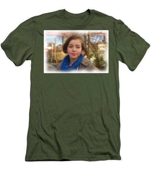 Spring Wind Of Change Men's T-Shirt (Athletic Fit)