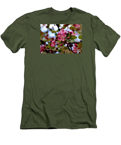 Spring1 Men's T-Shirt (Athletic Fit)