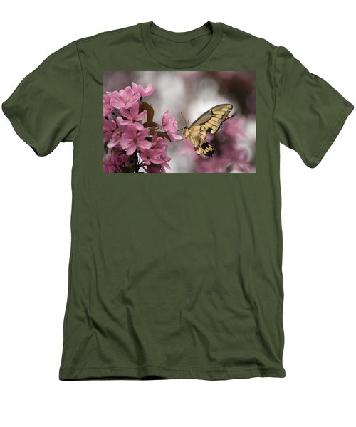 Springtime Men's T-Shirt (Slim Fit)