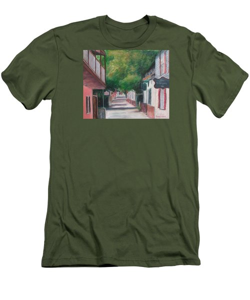 St George Street IIi Men's T-Shirt (Athletic Fit)
