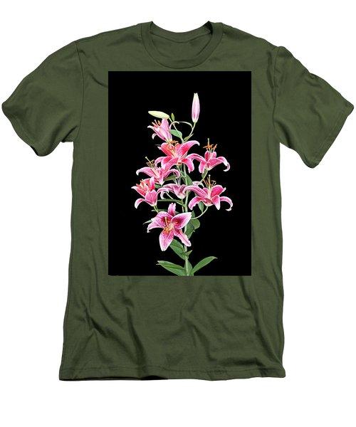 Men's T-Shirt (Slim Fit) featuring the photograph Stargazers by Kristin Elmquist