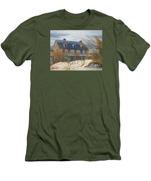 Stevens House Men's T-Shirt (Slim Fit)