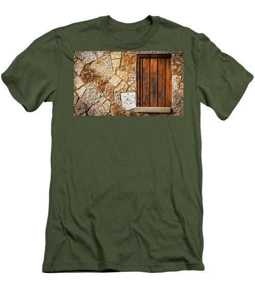 Sticks And Stone Men's T-Shirt (Athletic Fit)