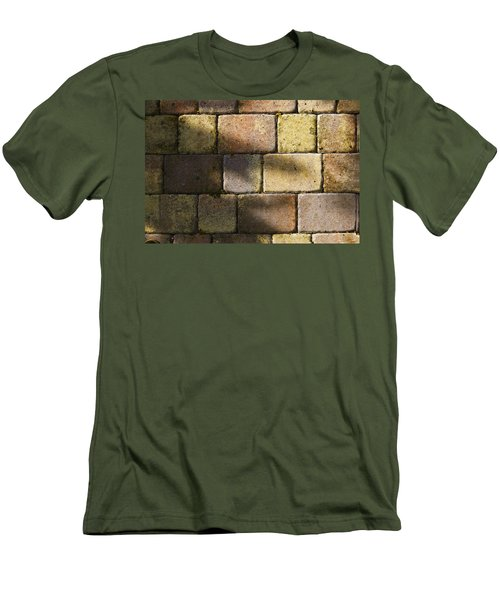 Stone And Light 04 Men's T-Shirt (Athletic Fit)