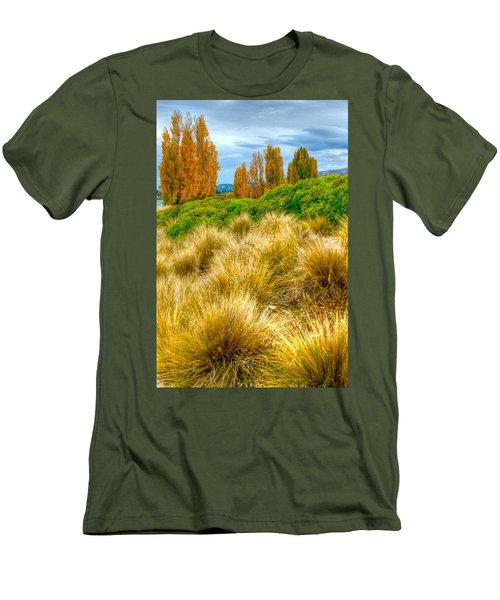 Storm Approaches Men's T-Shirt (Athletic Fit)