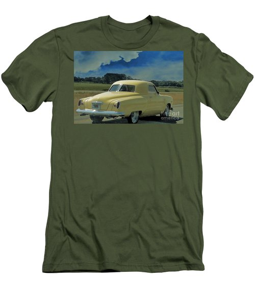 Studebaker Starlight Coupe Men's T-Shirt (Slim Fit) by Janette Boyd