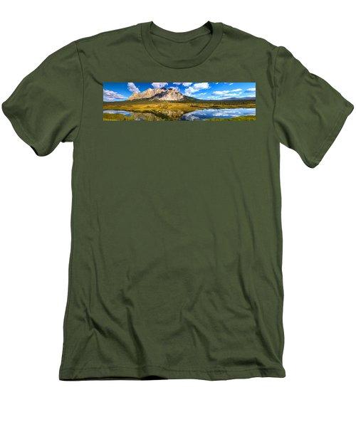 Sukakpak Reflection Men's T-Shirt (Athletic Fit)