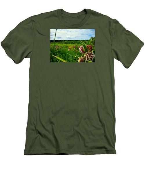 Summer Breeze Men's T-Shirt (Slim Fit) by Zafer Gurel