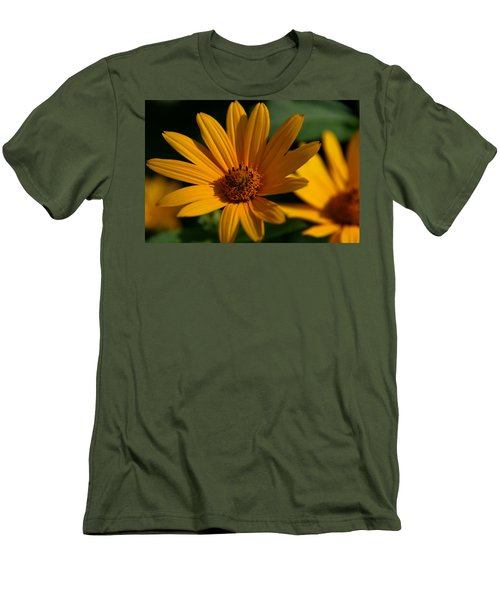 Men's T-Shirt (Slim Fit) featuring the photograph Summer Delight by Denyse Duhaime