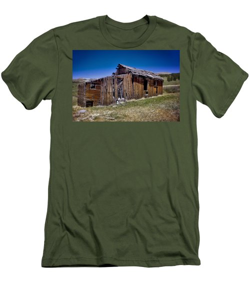Summitville - Colorado Ghost Town Men's T-Shirt (Athletic Fit)