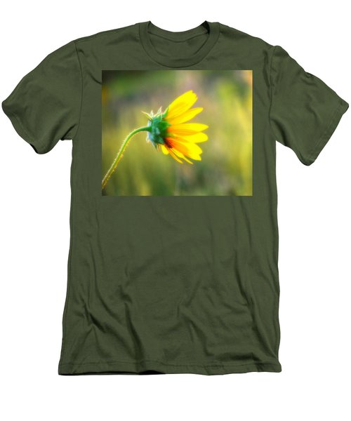 Sunflower Sunrise 6 Men's T-Shirt (Athletic Fit)