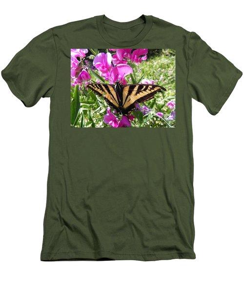 Swallowtail Men's T-Shirt (Athletic Fit)