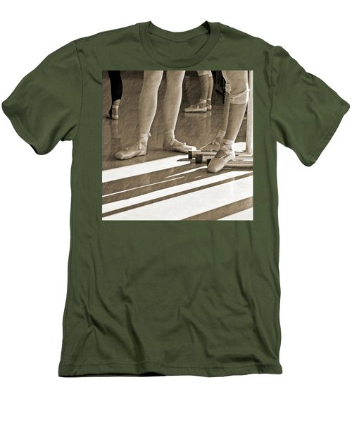 Taking A Break Men's T-Shirt (Athletic Fit)