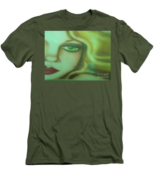 Tangled - Abstract Men's T-Shirt (Athletic Fit)