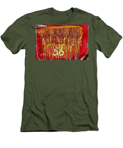 Tarkington Vol Fire Dept 56 Men's T-Shirt (Athletic Fit)