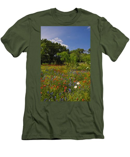 Texas Spring Spectacular Men's T-Shirt (Athletic Fit)