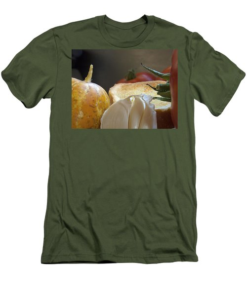 Men's T-Shirt (Slim Fit) featuring the photograph The Basics by Joe Schofield