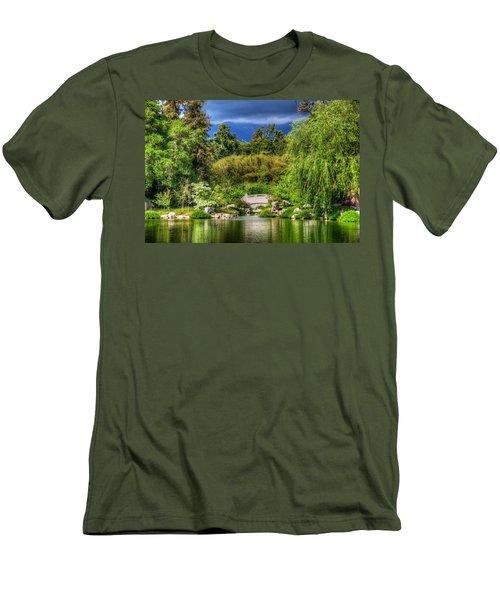 The Bridge 12 Men's T-Shirt (Slim Fit)