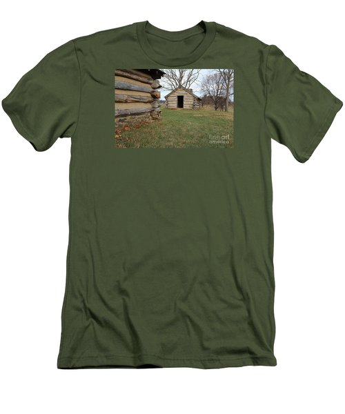 The Cabins Men's T-Shirt (Athletic Fit)