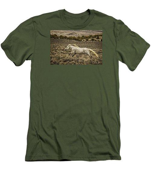 The Chaperone Men's T-Shirt (Slim Fit) by Joan Davis