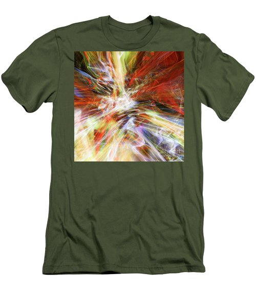The Cleansing Men's T-Shirt (Slim Fit) by Margie Chapman