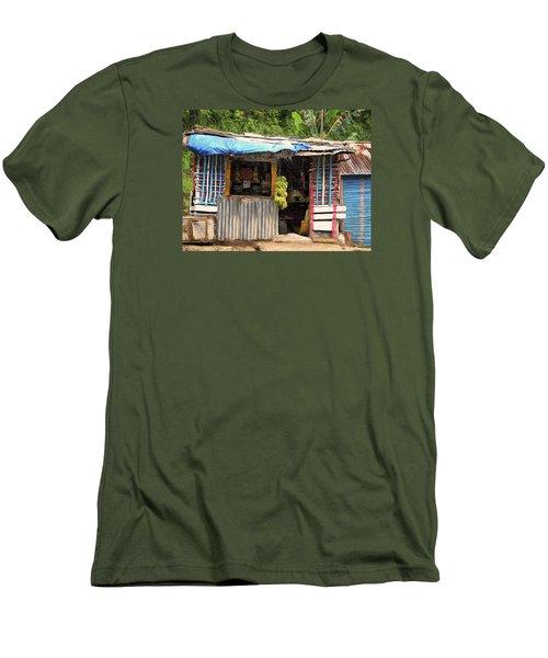 The Corner Market Men's T-Shirt (Athletic Fit)